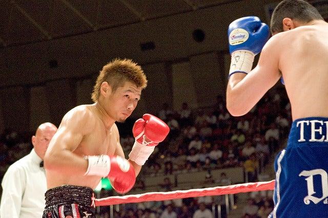 長谷川穂積タイトルマッチ、スカパーがボクシング初の4K生中継(c) NTV