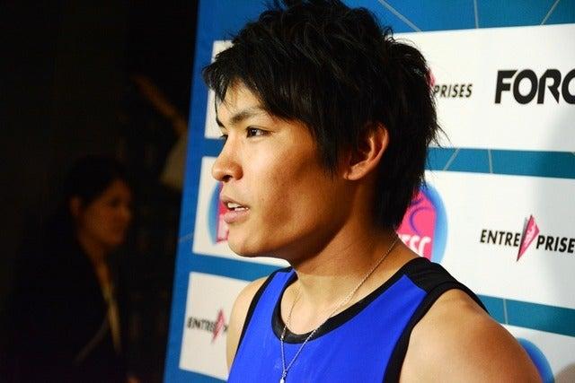 ボルダリングW杯、予選を楢崎智亜が振り返る「またやった…」撮影者:大日方航