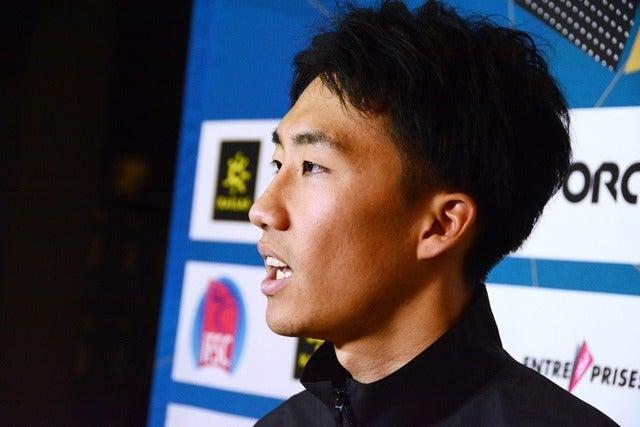 ボルダリングW杯、予選を渡部桂太が振り返る「特にプレッシャーはなかった」撮影者:大日方航