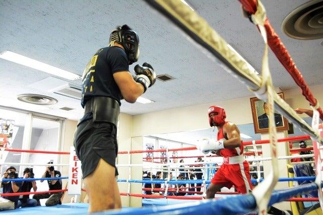 村田諒太にあえて問う、ボクシングの観戦方法…「恐怖」に立ち向かった先に見えるもの撮影者:大日方航