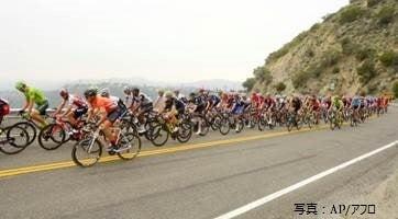 新しい形式のサイクルロードレース「ハンマーシリーズ」をJ SPORTSが生中継