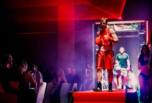 ほぼボクシングの経験のないアマチュアボクサーが闘うチャリティイベント開催