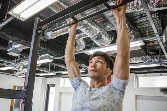 世界タイトルマッチに備えてトレーニングをする帝拳の村田諒太画像提供:ナイキジャパン