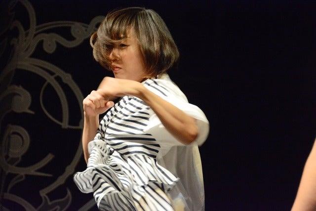 元アマチュア女子ボクシング選手の「しずちゃん」こと南海キャンディーズの山崎静代さん撮影者:大日方航