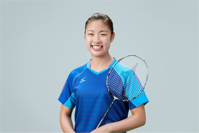 バドミントン女子日本代表・奥原希望、「8x4 ボディフレッシュ」新CMに登場