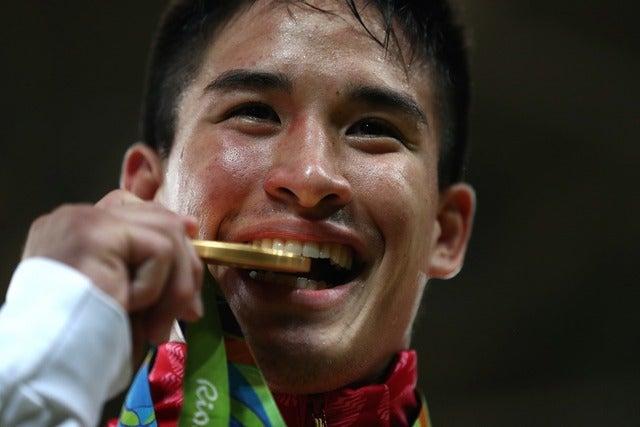 【リオ2016】柔道男子・ベイカー茉秋が金メダル、日本勢初の90キロ級制覇(c) Getty Images