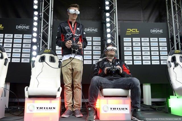 トップパイロットが出場する「ドローン チャンピオンズリーグ 2017」 をJ SPORTSが放送