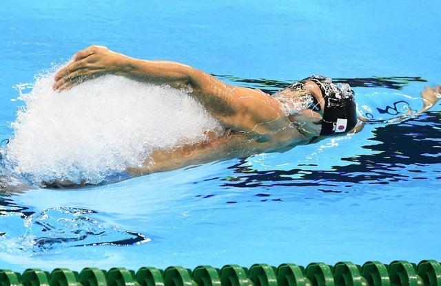 世界 水泳 シンクロ