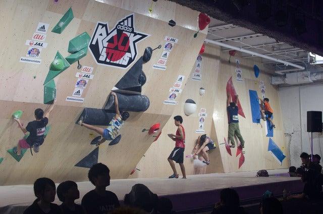 ADIDAS ROCKSTARS TOKYO 2017(2017年7月16日)撮影:五味渕秀行