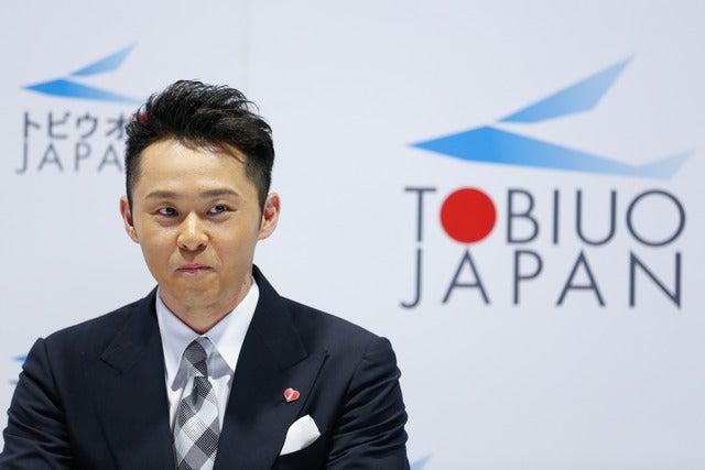 日本選手権を最後に引退した北島康介(2016年4月8日)(c) Getty Images