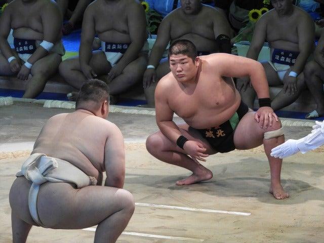 安定した強さを示した鳥取城北・石岡君撮影:手束仁
