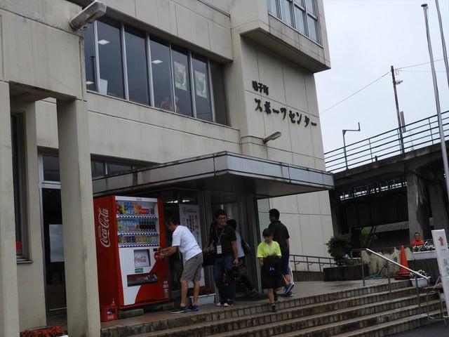 鳴子スポーツセンター撮影: 手束仁