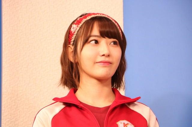 宮脇咲良(HKT48/AKB48)撮影:山本有莉