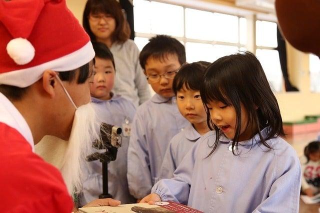 東日本大震災復興マラソン「クリスマスチャリティラン」開催