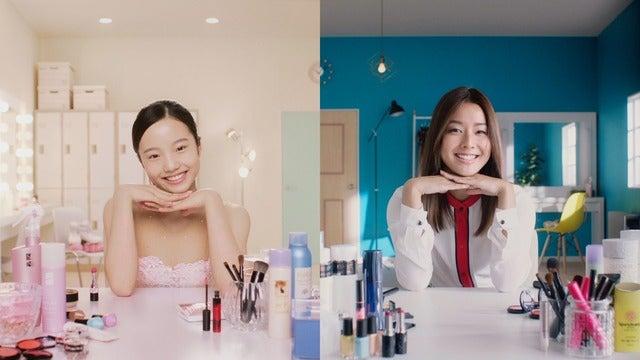 コーセー、 本田真凜と広告出演契約…WEBムービーですみれと共演