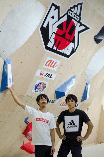 安間佐千さん(左)と堀創さん撮影:五味渕秀行
