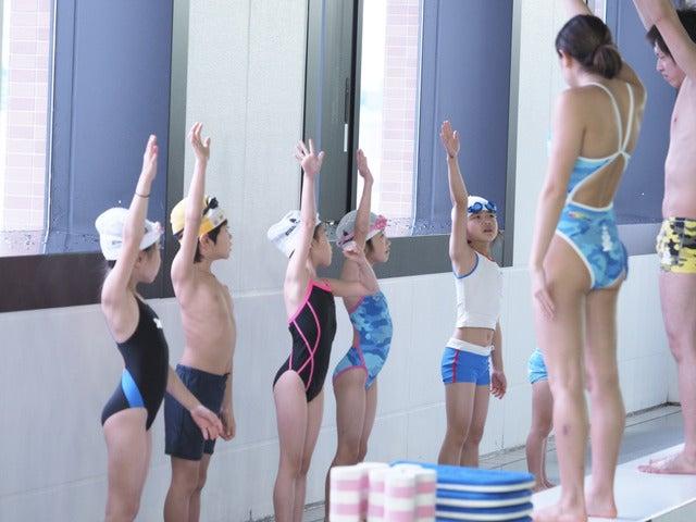 北島康介のスイミングスクールコーチが指導する「キタジマアクアティクス水泳教室」開催