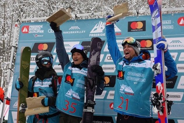 フリーライドスキー・スノーボード世界選手権 「Freeride World Tour」が日本初開催