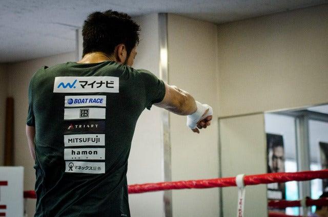 【村田諒太 再戦へのゴング 最終回】トレーニングは人生…22日に決着の舞台へ撮影:五味渕秀行