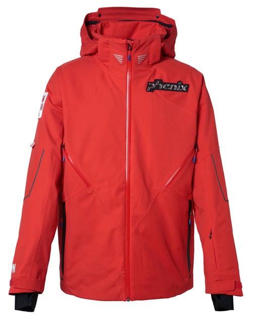 フェニックス、スキー日本代表「SNOW JAPAN」ユニフォーム発表