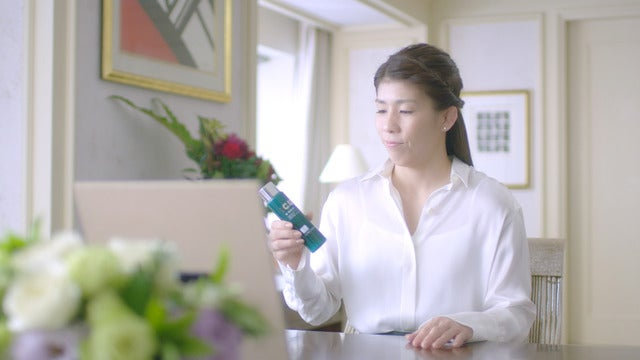吉田沙保里が最強の美を魅せる!限定WEB動画公開