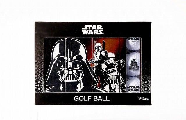 「スター・ウォーズ」ゴルフ用品が登場…アルペン