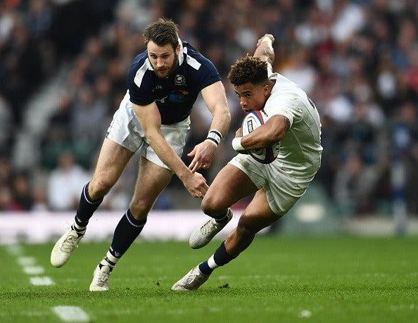 イングランドvsスコットランド(2017年3月11日)(c)Getty Images