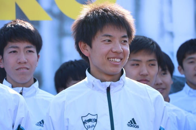青山学院大、マラソン9勝ウィルソン・キプサングと走り刺激…adizero SPEED SUMMIT撮影:山本有莉