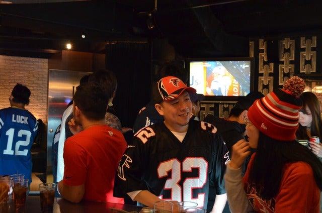 「スーパーボウル」NFLオフィシャルライブビューイング開催…dining & bar KITSUNE
