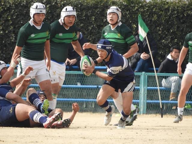 勢いで勝った桐蔭学園撮影:手束仁