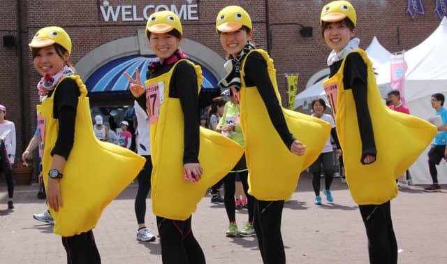 から揚げを食べながら走るランイベント「チキチキ!から揚げRUN」3月開催