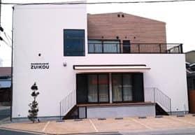アウトドア設備を融合したシェアハウス、名古屋に竣工…ボルダリングや雲梯を設置