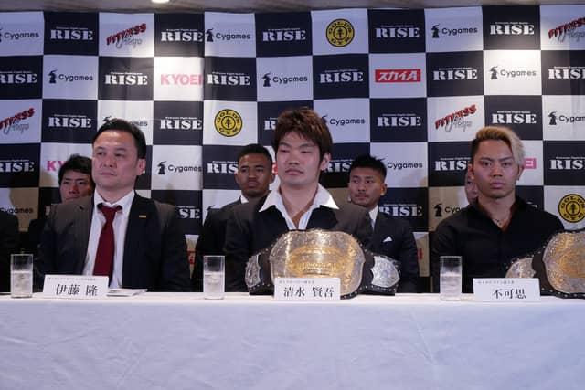 那須川天心が参戦!打撃格闘技イベント「RISE」6月開催…那須川の妹がプロデビュー