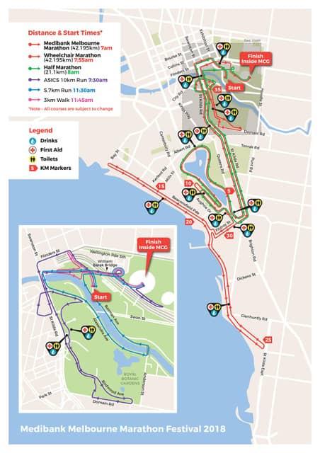 オーストラリアで最も歴史のある大会「メルボルンマラソン」10月開催