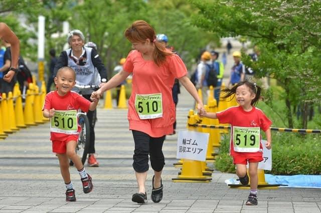 ファンランイベント「有明・お台場リレーハーフマラソン」5月開催