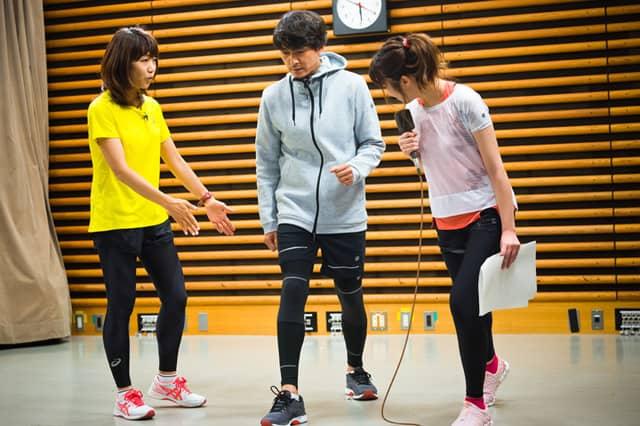 高橋尚子、走る時に大切なコツを藤木直人にレクチャー…TOKYO FMに4/21出演