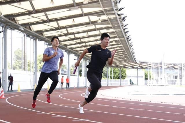 男子100mリレー日本代表チーム、東京オリンピックに向けて強化プロジェクト始動