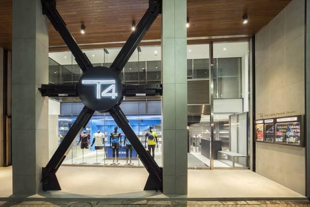 松平賢二が一日店長!卓球施設「T4 TOKYO」1周年記念イベント開催
