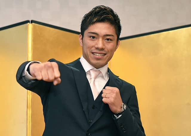WBO世界S・フェザー級王座決定戦「伊藤雅雪vsディアス」、WOWOWが7月に生中継