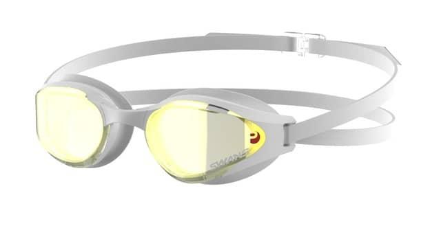 オープンウォータースイミング&トライアスロン競技者専用ゴーグルに剥がれない「MITレンズ」搭載モデルが登場