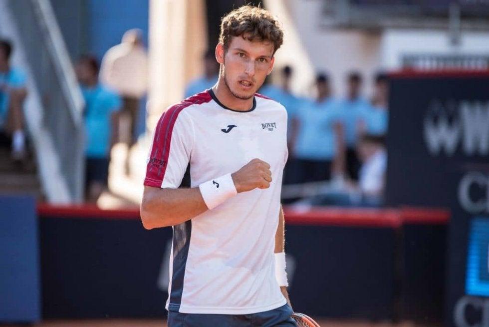 カレーニョ ブスタは相手の途中棄権で準々決勝へ進出[ATP500 ...