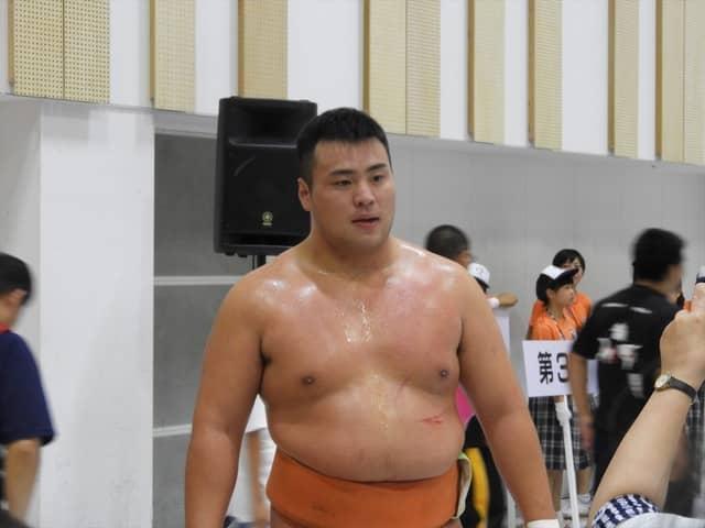 個人戦で優勝した埼玉栄・齋藤大輔君撮影:手束仁
