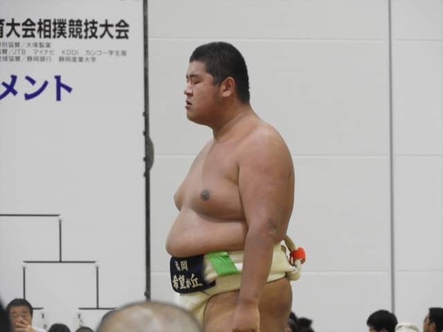 希望が丘・村田臣人君撮影:手束仁
