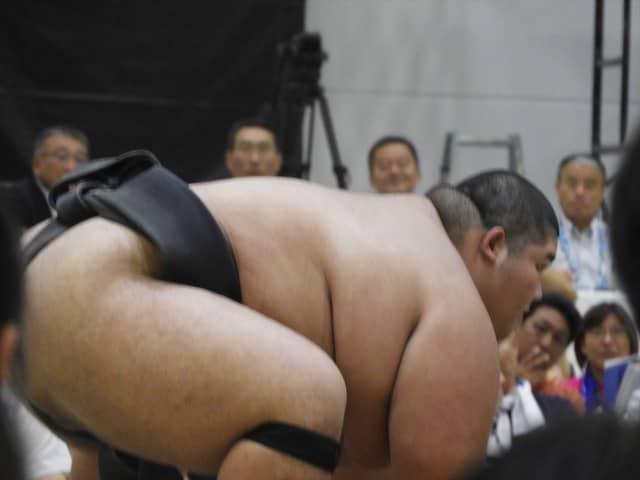 鳥取城北・當間嗣斗君は195Kg撮影:手束仁