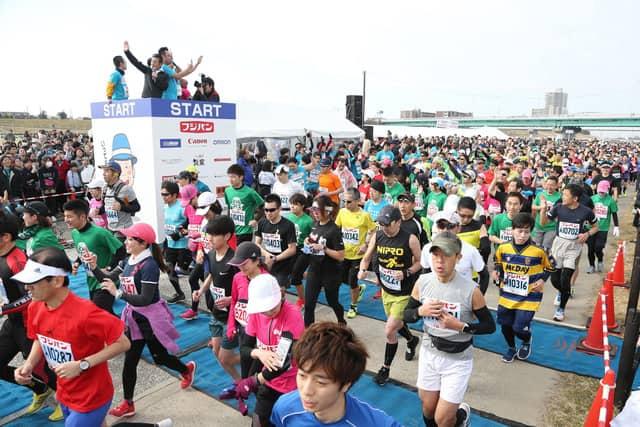 よしもと芸人と一緒に走る「淀川寛平マラソン」2019年3月開催