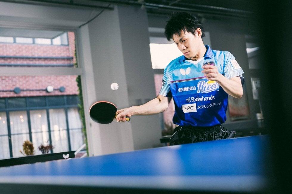 958f992eae3e 【吉田雅己#3】なぜ僕は「勝ちきれない卓球選手」なのか 巨人・丹羽孝希の登場   卓球   スポーツブル (スポブル)