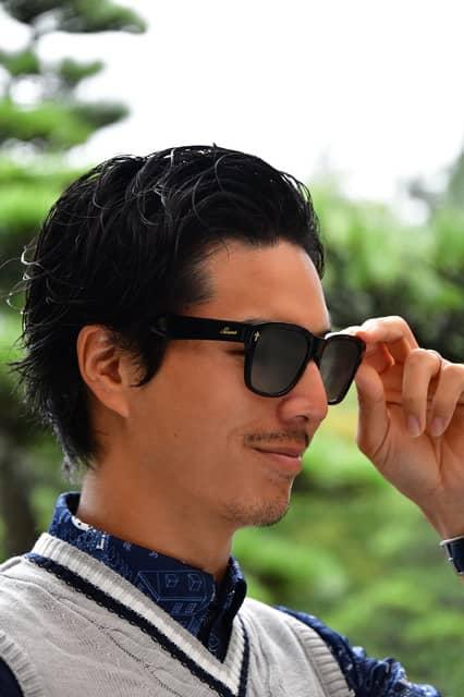 石川遼がプロデュースしたアイウェア「SWANS CLASSIC Series」発売