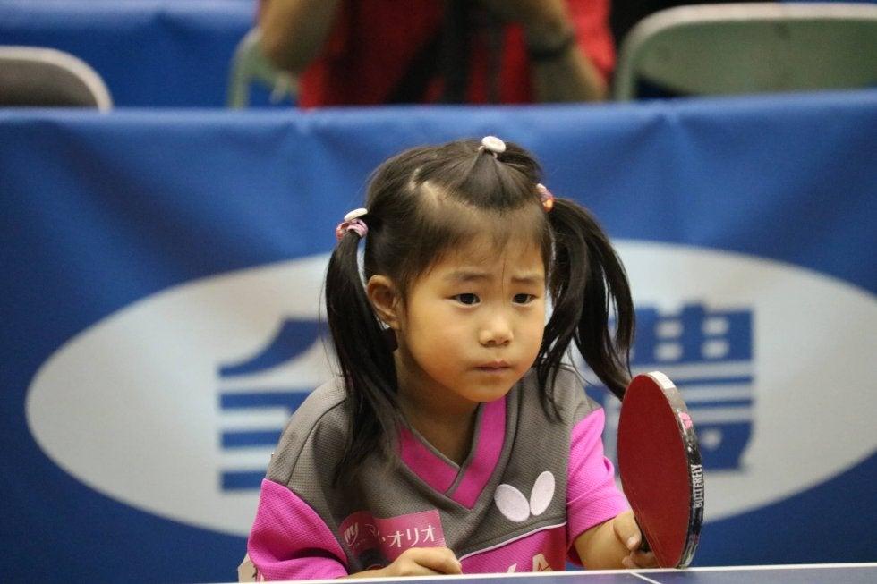 卓球界初、7歳以下の育成支える...