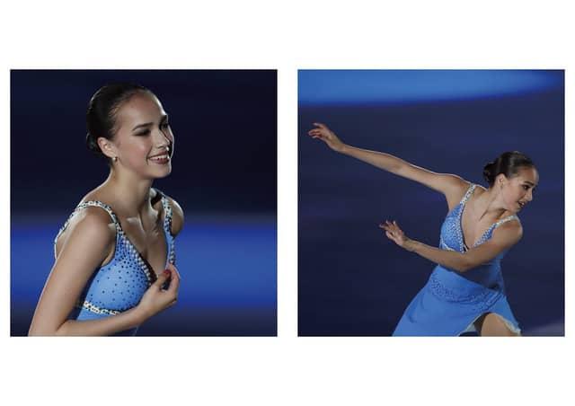 女子フィギュア選手ザギトワ、メドベージェワの写真集が11/30発売