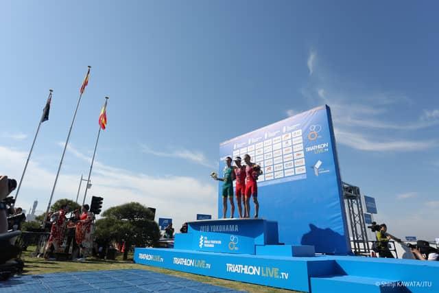 「世界トライアスロンシリーズ横浜大会」一般エントリー受付開始